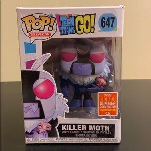 Killer Moth Funko POP